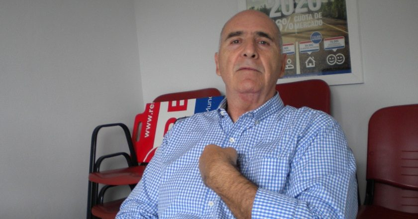P. Cárcano rumbo al Atlántico – Vértigo Motorsport
