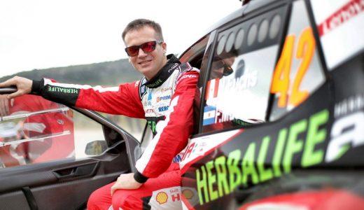 Fuchs estará presente en el Dakar 2017.